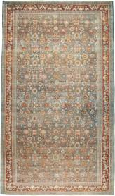 Antique Bibikabad Carpet, No. 23714 - Galerie Shabab