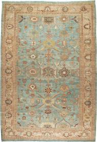 A Mahal Carpet, No. 23745 - Galerie Shabab