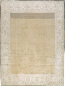 Vintage Kerman Carpet, No. 23769 - Galerie Shabab
