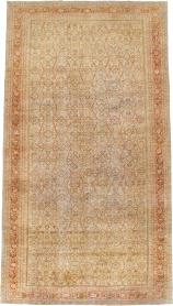 Antique Persian Mahal Carpet, No. 23778 - Galerie Shabab