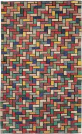 Vintage Anatolian Rug, No. 23821 - Galerie Shabab
