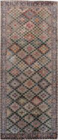 Vintage Anatolian Gallery Carpet, No. 23826 - Galerie Shabab