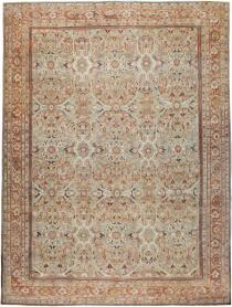 Antique Mahal Carpet, No. 23868 - Galerie Shabab