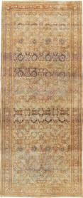 Antique Mahal Gallery Carpet, No. 23969 - Galerie Shabab