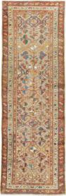 Antique Kurdish Rug, No. 23996 - Galerie Shabab