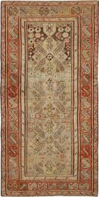 Antique Kazak Rug, No. 24003 - Galerie Shabab