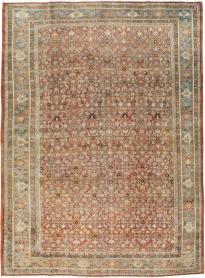 Antique Bidjar Carpet, No. 24031 - Galerie Shabab