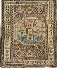 Antique Shirvan Rug, No. 24068 - Galerie Shabab