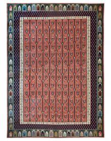 Vintage Kilim, No. 24086 - Galerie Shabab