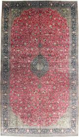 A Silk Quom, No. 24093 - Galerie Shabab