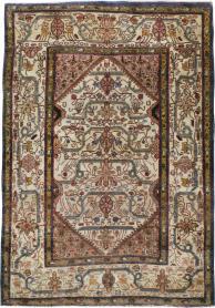Antique Agra Rug, No. 24099 - Galerie Shabab