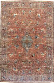 Antique Indo Tabriz Carpet, No. 24102 - Galerie Shabab