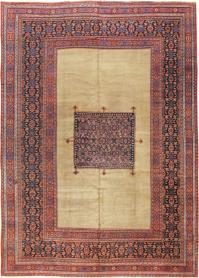 Antique Dorokhsh Carpet, No. 24110 - Galerie Shabab