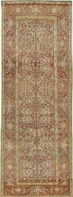 Antique Mahal Persian Rug, No. 24193 - Galerie Shabab