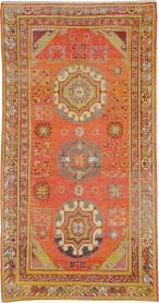 Antique Khotan Carpet, No. 24238 - Galerie Shabab