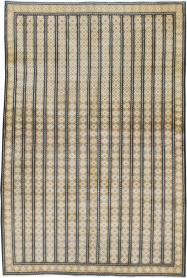 Vintage Persian Kashan Carpet, No. 24254 - Galerie Shabab