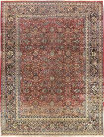 Antique Mashad Carpet, No. 24277 - Galerie Shabab