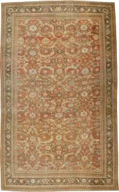 Antique Persian Mahal Carpet, No. 24314 - Galerie Shabab