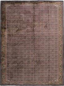 Antique Lahore Carpet, No. 24362 - Galerie Shabab