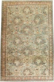 Antique Persian Mahal Carpet, No. 24372 - Galerie Shabab