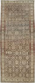Antique Persian Malayer Carpet, No. 24384 - Galerie Shabab