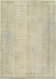 Vintage Distressed Sivas Carpet, No. 24414 - Galerie Shabab