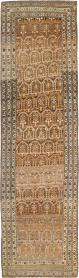 Antique Persian Kurd Runner, No. 24485 - Galerie Shabab