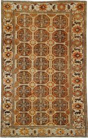 Antique Persian Mahal Rug, No. 24494 - Galerie Shabab