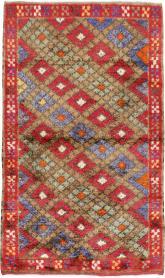 Vintage Anatolian Rug, No. 24510 - Galerie Shabab