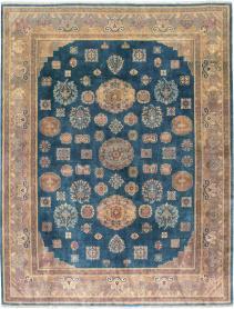 Vintage East Turkestan Khotan Rug, No. 24552 - Galerie Shabab