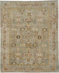 Antique Malayer Square Rug, No. 24569 - Galerie Shabab