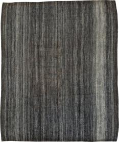 Vintage Flatweave Rug, No. 24700 - Galerie Shabab