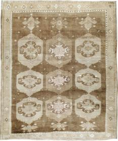 Vintage Anatolian Carpet, No. 24730 - Galerie Shabab