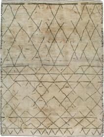 Vintage Moroccan Carpet, No. 24803 - Galerie Shabab