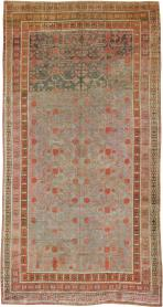 Antique Khotan Gallery Carpet, No. 24842 - Galerie Shabab