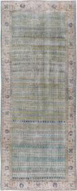 Vintage Anatolian Gallery Carpet, No. 24867 - Galerie Shabab