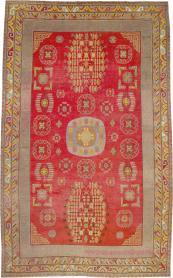 Antique Khotan Carpet, No. 25542 - Galerie Shabab