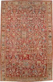 Antique Persian Mahal Carpet, No. 25685 - Galerie Shabab