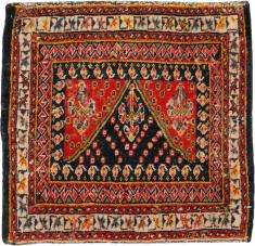 Antique Persian Qashqai Rug, No. 25722 - Galerie Shabab