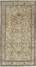 Antique Persian Malayer Gallery Carpet, No. 25737 - Galerie Shabab