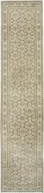 Antique Persian Malayer Runner, No. 25738 - Galerie Shabab