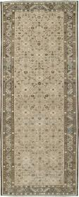 Antique Malayer Gallery Carpet, No. 25739 - Galerie Shabab