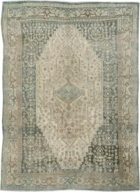 Antique Persian Malayer Rug, No. 25751 - Galerie Shabab