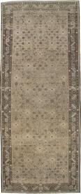 Antique Malayer Gallery Carpet, No. 25783 - Galerie Shabab