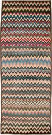 Vintage Persian Gabbeh Rug, No. 25865 - Galerie Shabab