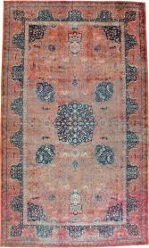 A Larestan Carpet, No. 8021 - Galerie Shabab