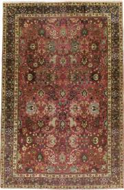 A Lahore Carpet, No. 8135 - Galerie Shabab