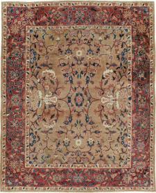 A Lahore Carpet, No. 8147 - Galerie Shabab