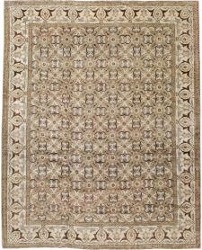 Antique Lahore Carpet, No. 8258 - Galerie Shabab