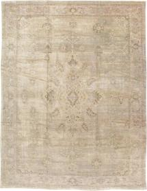 A Sultanabad Carpet, No. 8383 - Galerie Shabab